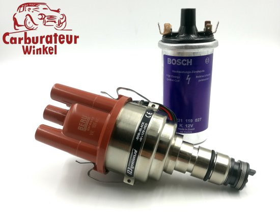 123Ignition voor Alfa Romeo Nord - Incl Bosch Blue Coil - 123/ALFA-4-R